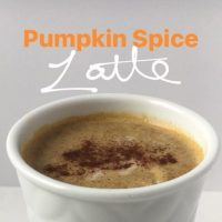 Mama Recharged Pumpkin Spice Latte (dairy-free, refined sugar-free)