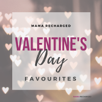 A Mama Recharged Valentines Day…